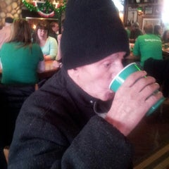 Photo taken at Celtic Crown Public House by Steve R. on 3/16/2013