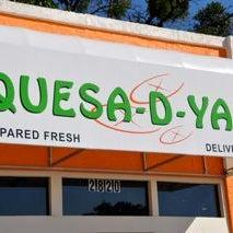 Photo taken at Quesa-D-Ya's by Dallas Observer on 8/19/2014