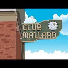 Photo taken at Club Mallard by Lali B. on 7/22/2013