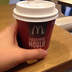 Photo taken at McDonald's by Merve A. on 1/8/2014