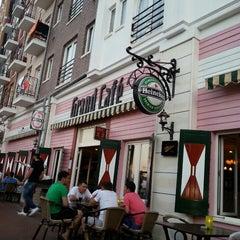 Photo taken at Grand Café by Ünal 3. on 6/24/2014