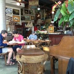 Photo taken at Cafe Bassam by Anna K. on 3/23/2013