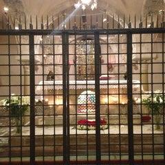 Photo taken at Basilica di San Nicola by Di on 7/14/2013
