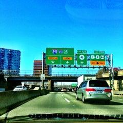 Photo taken at I-80 (Interstate 80) by Nyu N. on 3/9/2013