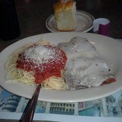 Photo taken at Baris Pasta & Pizza by John H. on 3/14/2014