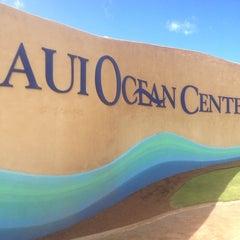 Photo taken at Maui Ocean Center, The Hawaiian Aquarium by MrEric P. on 5/26/2013