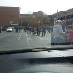 Photo taken at Elder High School by Leah C. on 4/14/2013