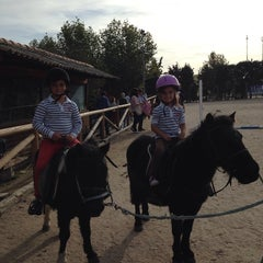 Photo taken at Pony Club by Pedro T. on 10/19/2014