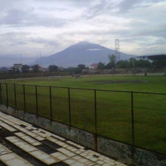 Photo taken at Stadion Bima by Saiful R. on 7/13/2013