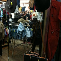 Photo taken at No Relation Vintage by Edwin R. on 4/7/2013