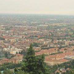 Photo taken at Bergamo Città Bassa by Evelina S. on 6/8/2015