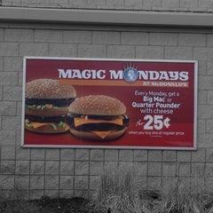 Photo taken at McDonald's by @NickBorelli on 4/1/2013