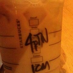 Photo taken at Starbucks by Jo O. on 9/28/2012