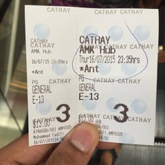 Photo taken at Cathay Cineplex by Nor Azri on 7/16/2015