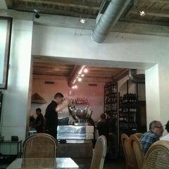Photo taken at La Bottega del Caffé by Miss Jane on 10/16/2011