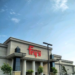 Photo taken at Fry's Electronics by 1- Jimrock S. on 8/17/2012