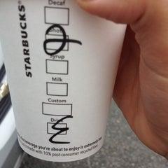 Photo taken at Starbucks by Anne G. on 8/1/2012