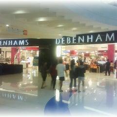 Photo taken at Debenhams by welliam s. on 8/20/2012