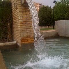 Photo taken at Junta Municipal De Delicias by Alejandro R. on 4/19/2012