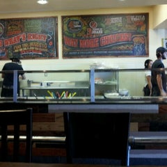 Photo taken at Freebirds World Burrito by Jeff S. on 1/26/2012