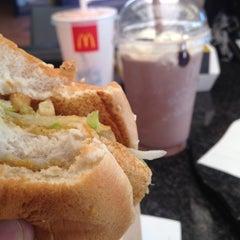 Photo taken at McDonald's by Shaun C. on 4/13/2012