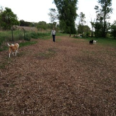 Photo taken at Wag Farms Dog Park by Betty M. on 5/27/2012