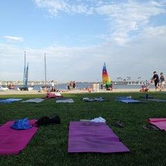 Photo taken at Catamaran Resort Hotel and Spa by Gaurdita on 8/17/2012