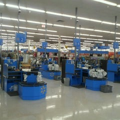 Photo taken at Walmart Supercenter by Nicole P. on 8/17/2011