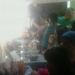 Photo taken at Bakso Solo Mas Edi (Bakso Bango) by Zulchinda A. on 8/19/2012