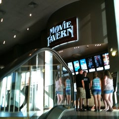 Photo taken at Movie Tavern by Kyle M. on 7/28/2012