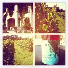 Photo taken at Crown Winery LLC by Amanda H. on 10/15/2011