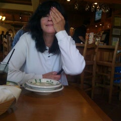 Photo taken at Olive Garden by Jenna G. on 10/21/2011