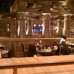 Photo taken at MORE The Buffet at Luxor by Wendy M. on 11/5/2011