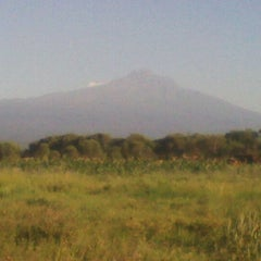 Photo taken at Mount Kilimanjaro by Bonface I. on 6/8/2012