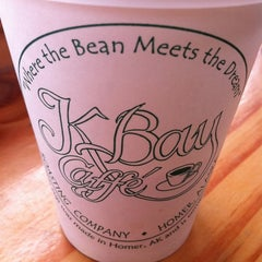 Photo taken at K-Bay Caffé & Roasting Co. by Gary M. on 4/24/2011