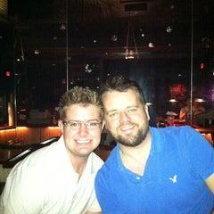 Photo taken at Lafittes Balcony Bar 901 Bourboun Upstairs by Brandon B. on 8/8/2011