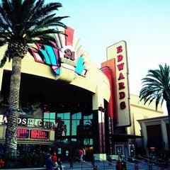 Photo taken at Edwards Irvine Spectrum 21 IMAX & RPX by Jon W. on 12/22/2011