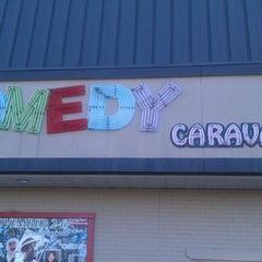 Photo taken at Comedy Caravan by George C. on 11/6/2011