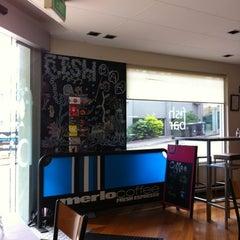 Photo taken at fish bar by Greg C. on 2/4/2012