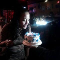 Photo taken at Alchemist Lounge by Munira A. on 11/17/2011