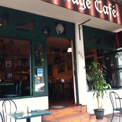 Photo taken at Village Cafe by Ro R. on 10/2/2011