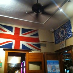 Photo taken at The Rose & Crown by Spencer W. on 8/28/2011