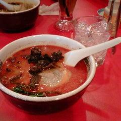 Photo taken at Ramen 38 (Sanpachi) by zhe c. on 11/8/2011