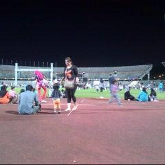 Photo taken at stadium ipoh by Nazihah A. on 12/24/2011