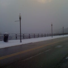 Photo taken at Grandview Promenade by Amadi A. on 1/13/2011