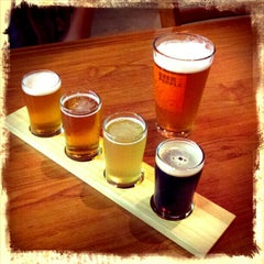 Photo taken at Eagle Rock Brewery by tonie p. on 5/31/2012