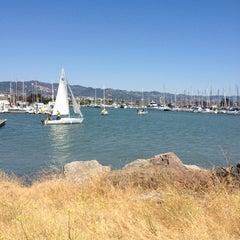 Photo taken at Berkeley Marina by Christian C. on 7/8/2012
