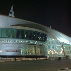 Photo taken at Ali Alghanim & Sons Automotive by Q8T on 11/23/2011
