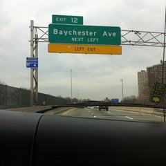 Photo taken at Cross Bronx Expressway (I-95) by Emily C. on 4/4/2011