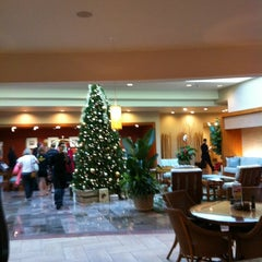 Photo taken at Wyndham Tampa Westshore by Michael T. on 12/23/2011